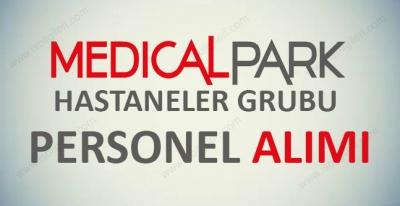 Medical Park Hastanesi Personel Alımı 2017