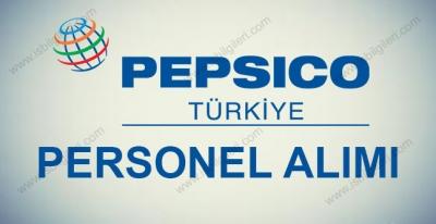 PepsiCo Türkiye Personel Alımı 2019