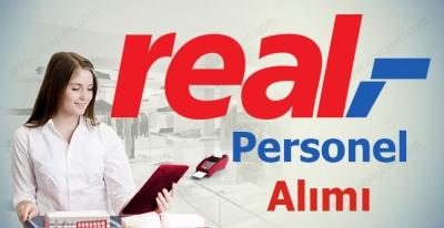 Real Hipermarket İş Başvurusu 2017