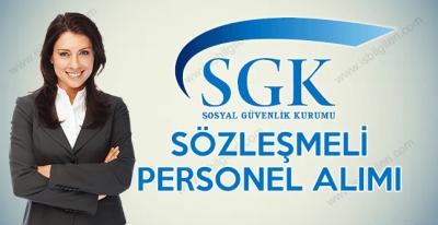 SGK 193 Sözleşmeli Büro Personeli Alımı Yapıyor Başvurular Başladı