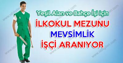 Süleyman Demirel Üniversitesi İlkokul Mezunu Mevsimlik işçi arıyor