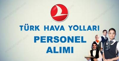 Türk Hava Yolları Personel Alımı İş Başvurusu 2017