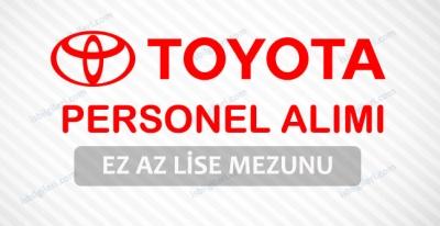 Toyota Otomotiv İş Başvurusu