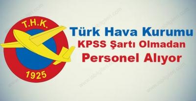 Türk Hava Kurumu Personel Alımı Yapıyor