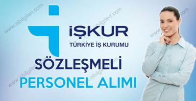 Türkiye İş Kurumu 4 bin 500 TL maaş ile personel alımı şartları