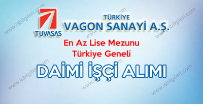 TÜVASAŞ İşkur aracılığıyla personel alımı gerçekleştiriyor