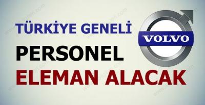Volvo Personel Alımı İş Başvurusu 2017