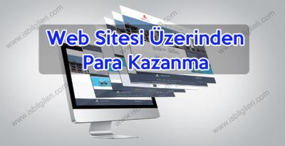 Web Sitesinden Para Kazanma